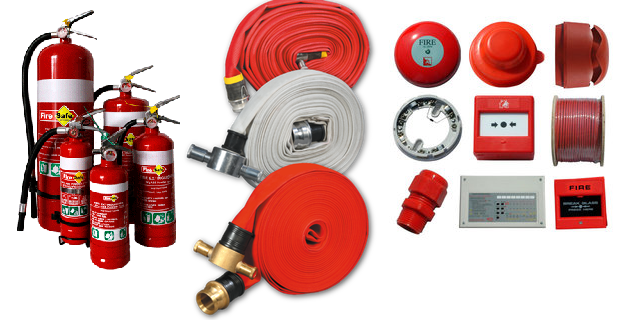 High Quality Fire Safety Equipments