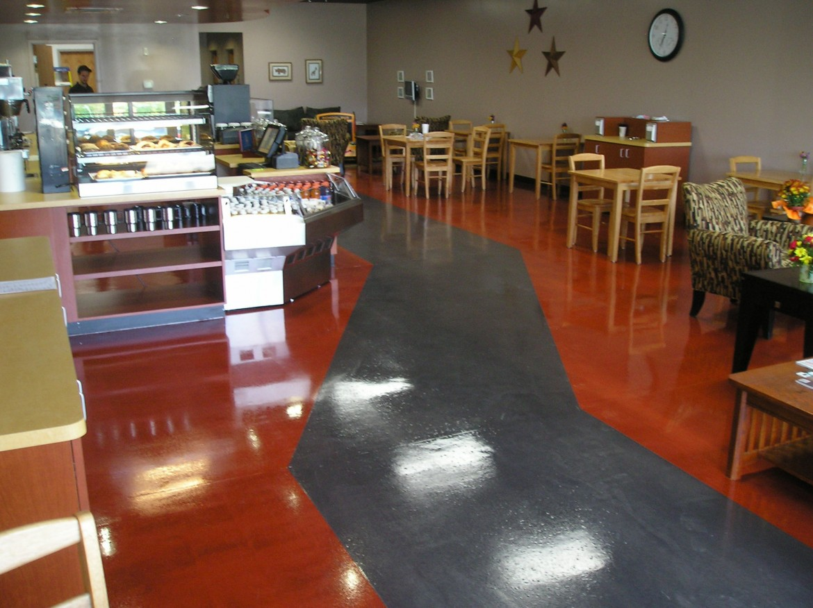Applications for Decorative Flooring