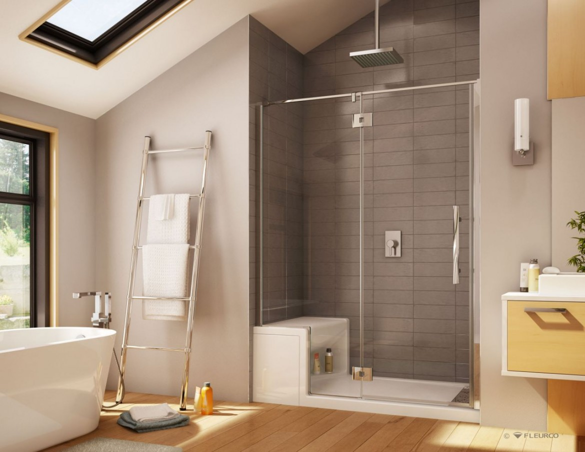Proper Installation Method for a Shower Base and Repair Solutions for a Leaking Shower Base