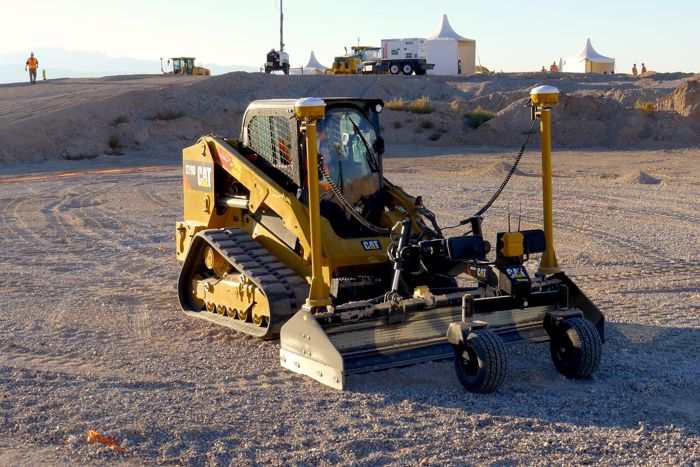 Common Earthmoving Equipment and Attachments