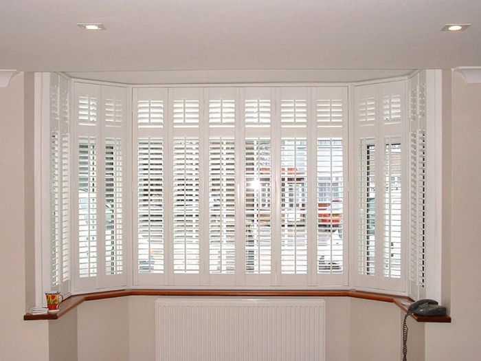 Wooden Indoor Window Shutters