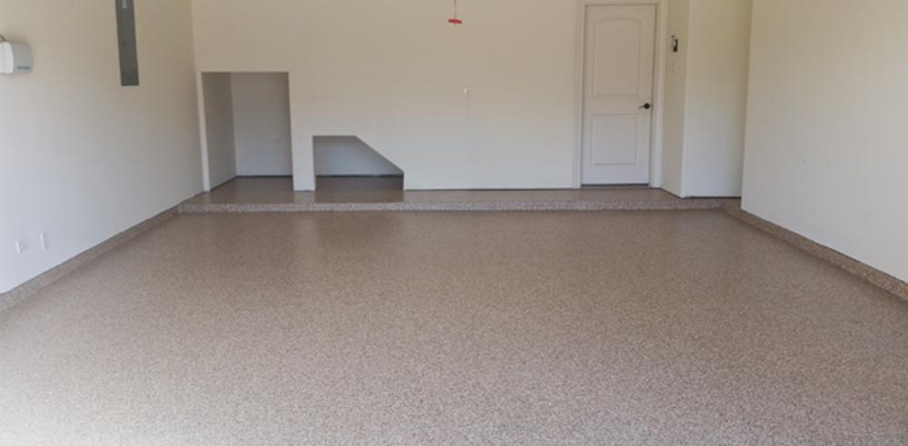 garage epoxy flooring Sunshine Coast