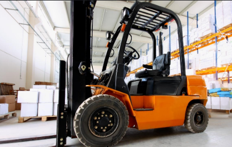 Choosing a place for a forklift rental -