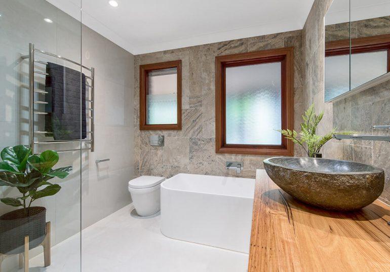 best bathroom renovations sydney