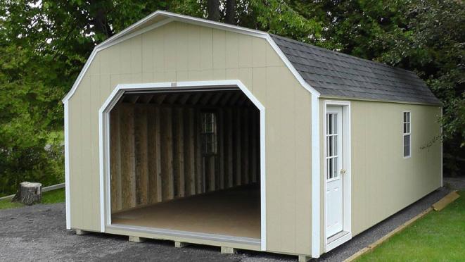 shed kits Canada