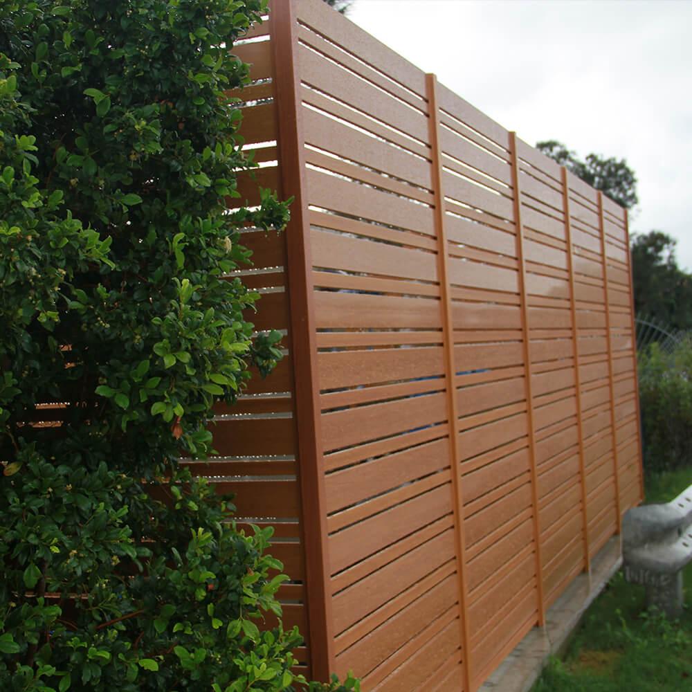 Wood Grain Aluminium